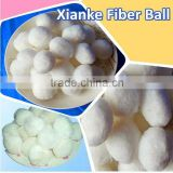 Sale polyester fiber ball filter media for Waste water treatment
