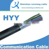 Telecommunication Outdoor 5 pair Telephone Cable HYY