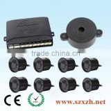 Buzzer Sound Car Parking Sensor 4 or 8 High Sensitive Sensor For Safety Parking Reversing Aid