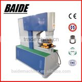 Professional high precision wide application Q35Y hydraulic single head aluminum plate sheet punching machine