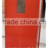 Chinese Antique Red Wardrobe / Wedding Cabinet