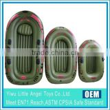 TUV Approved Inflatable double boat