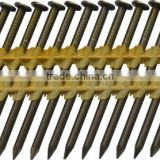plastic strip nails supplier