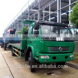 Cheap price 6x4 low bed truck, low bed trailer for sale