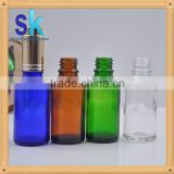 glass bottle primary color e smoking oil glass dropper bottle with spray cap                                                                         Quality Choice