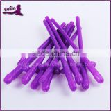 Bachelorette Party Games Multicolor Dicky Sipping Penis Dildo Straws