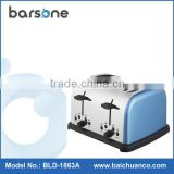 Commercial Bread Toaster Electric Conveyor Toaster Anti-jam Stainless Steel 4 Slice Bread Toaster Machine