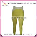 Top Quality Wholesale Burnout Active Exercise Sports Wear Workout Running Pants Yoga Seamless Women Jogging Leggings