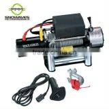 waterproof offroad 9500lbs 12V electric winch with wireless control                                                                         Quality Choice