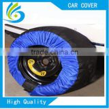 Custom material printed spare tire cover for car PU PVC Nonwoven with best price and high quality
