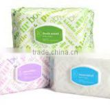 Wholesale super breathable soft best quality soft baby wet wipes                                                                         Quality Choice