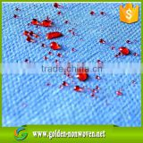 Water and blood repellent SMS nonwoven fabrics/Medical sms nonwoven fabric sms fabric manufacturer for bed sheet material
