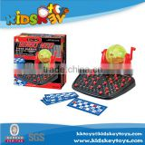 Promotional Lucky bingo machine intellectual game bingo lotto game toys bingo games for kids