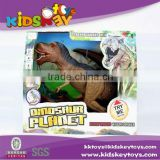 wholesale toy from china kid toy electric dinosaur game soft rubber dinosaur toy