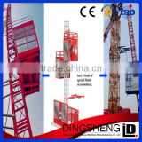 construction hoist 2 ton electric chain hoist, made in China manufacturer alibaba china supplier