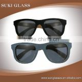 Hot selling china wholesale design sunglasses wooden party sunglasses bamboo denim eyeglasses frame