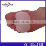 2016 Silicone Gel Forefoot /Metatarsal/ Ball of Foot Pads /Cushion