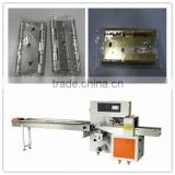 Door hinges flow automatic wrapping machine