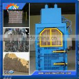 Professional Vertical Hydraulic Cotton baling press machine