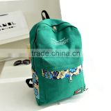Favorites Compare Fashion women canvas cross body bags canvas shopping bag blank for travel