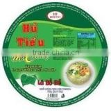 Vietnam Instant Beans Vermicelli Rice Vermicelli in Bowl - VEGETARIAN