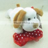 Baby Toys With Pillows/Stuffed Pillow Toys/Plush Baby Animal Toys/Plush Dog Toy With Pillow