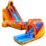 pirate ship tarpaulin for slide giant , inflatable slide , toys inflatable from China manufacturer