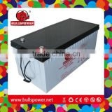 10% Discount Deep cycle GEL battery 12v200ah back up battery for Solar Heat Water system