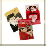 Professional Printing Wedding Greeting Cards, Wholesale All Kinds of Greeting Cards