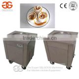 2016 Hot sale Fried Ice Cream Machine|Fried Ice Machine|Fried Ice Cream Cart