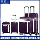 Soft Fabric EVA 1200D 600D Material Nylon Suitcase Trolley Case Luggage With Fashion Design