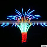 Led Heart Shape Firework,Led Logo Firework Light With Twinkle Star And Shooting Star Together
