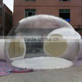 2016 hot Leisure clear inflatable lawn tent,inflatable lawn tent,inflatable transparent tent