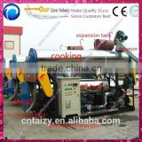 fish meal cooking pressing drying machine line for fish meal and oil fish meal production line