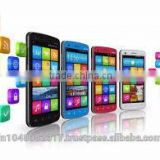 Mobile app development for Android, iPhone