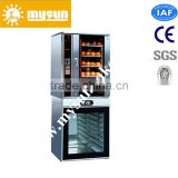 Baking Machine Bread Electric Convection Oven with Proofer