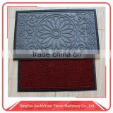 outdoor basketball court rubber backed floor mats