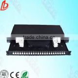 Factory price of 12ports /24 ports /144 port drawer type fiber optic patch panel/distribution Frame