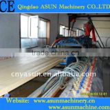 Qingdao product PVC Wood door production line/making machine/extrusion line