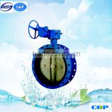 for water treatment with Hand Wheel Wafer Butterfly Valve
