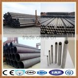 hot sale steel pipe!!! 34mm seamless steel pipe tube/ carbon steel pipe seamless, large diameter seamless steel pipe