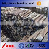 China Shenyang LMME landscaping black six ashlar/basalt as pillars