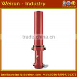 Standard or Nonstandard and Earrings type hydraulic cylinder Structure 200 ton hydraulic cylinder