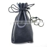 Customized leather souvenirs smoking tabacco protection bag
