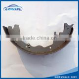 Auto parts brake shoe 90273263 1605887 1605690 1605591 1605594 S583 for OPEL CORSA