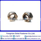 Best Quality And Price M38 Metal Nylon Insert Lock Nuts DIN985