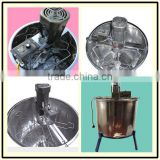 Used honey extractor Quality stainless steel bee tools suits for beekeeper henan supplilers