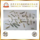 small automatic lathe machining micro stainless steel pins,small pins