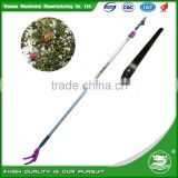 WANMA1670 Economical cutting length professional telescopic fruit picker garden electric pruning shears