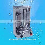 Hot sales small gas shawarma machines (ZQW-22)